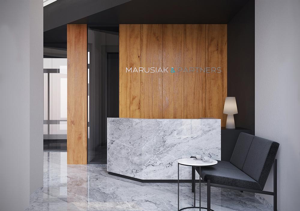Офіс компанії Марусяк і Партнери