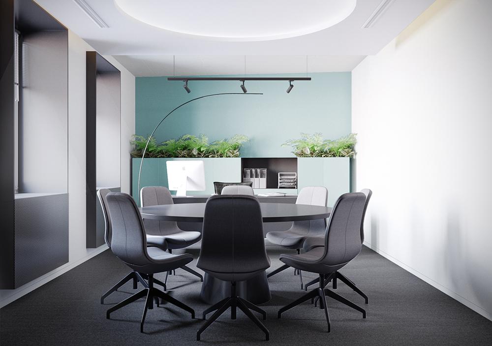 Офіс компанії Leman